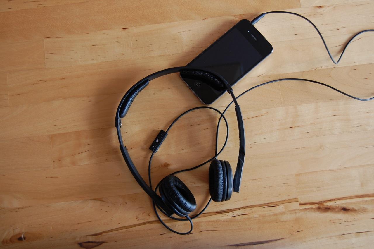 Sennheiser PX-200IIi für das iPhone