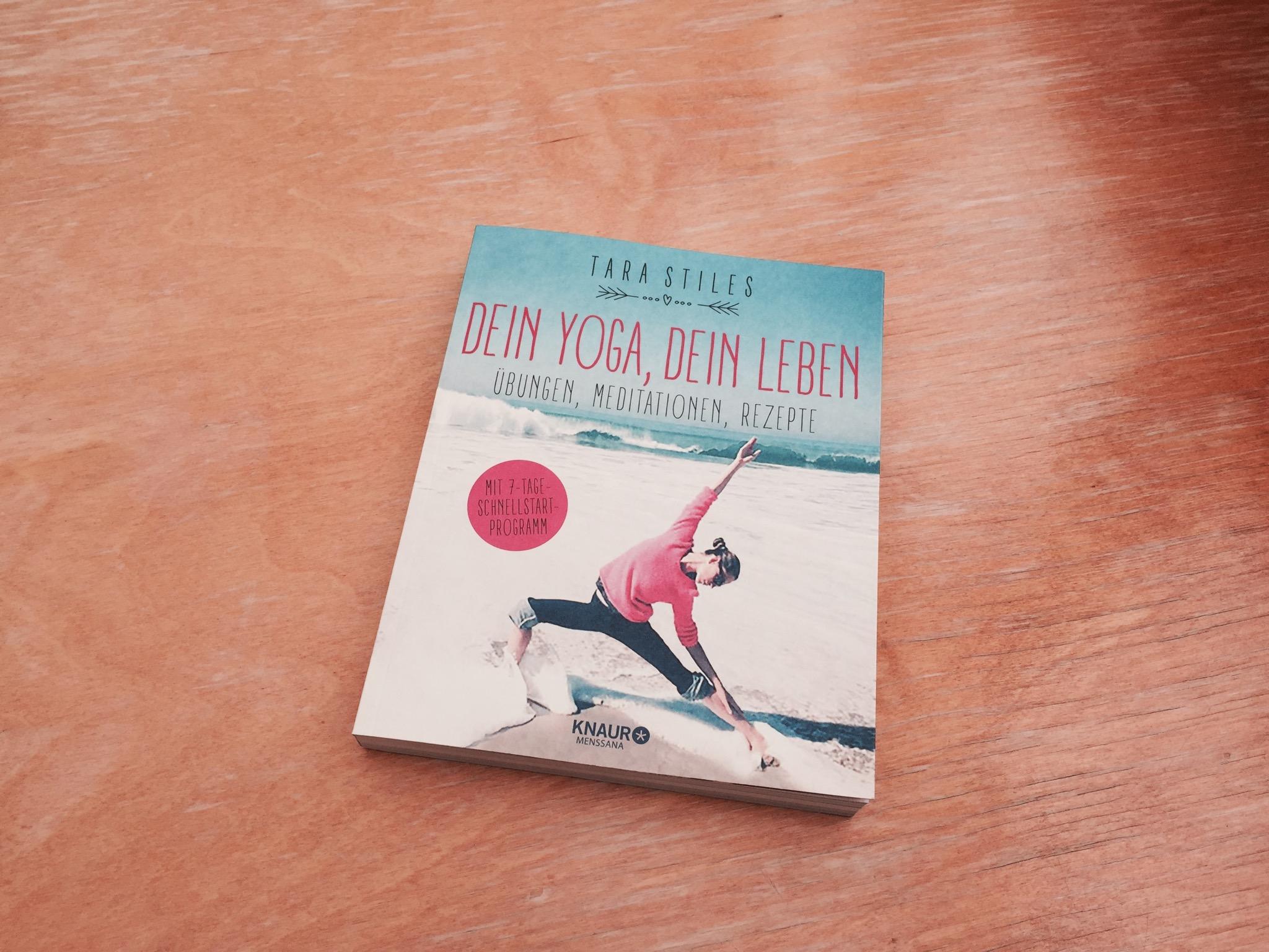 Buch Übung Gesichts Yoga