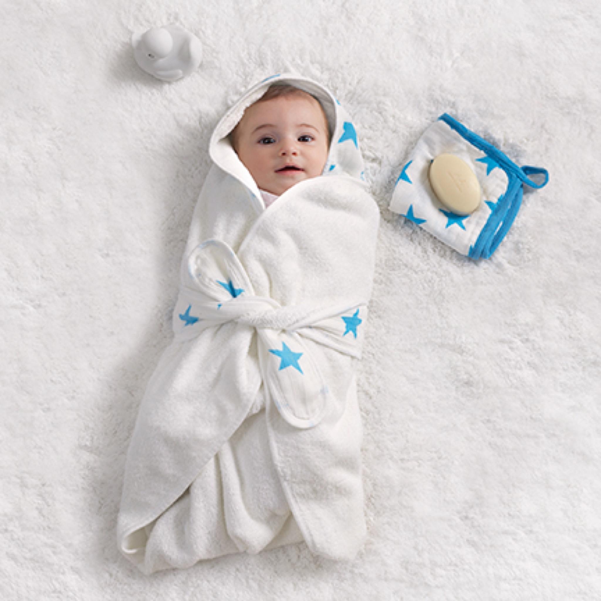 adenandanais_baby bath wraps