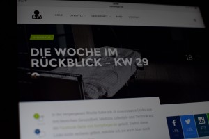 Wordpress Rückblick