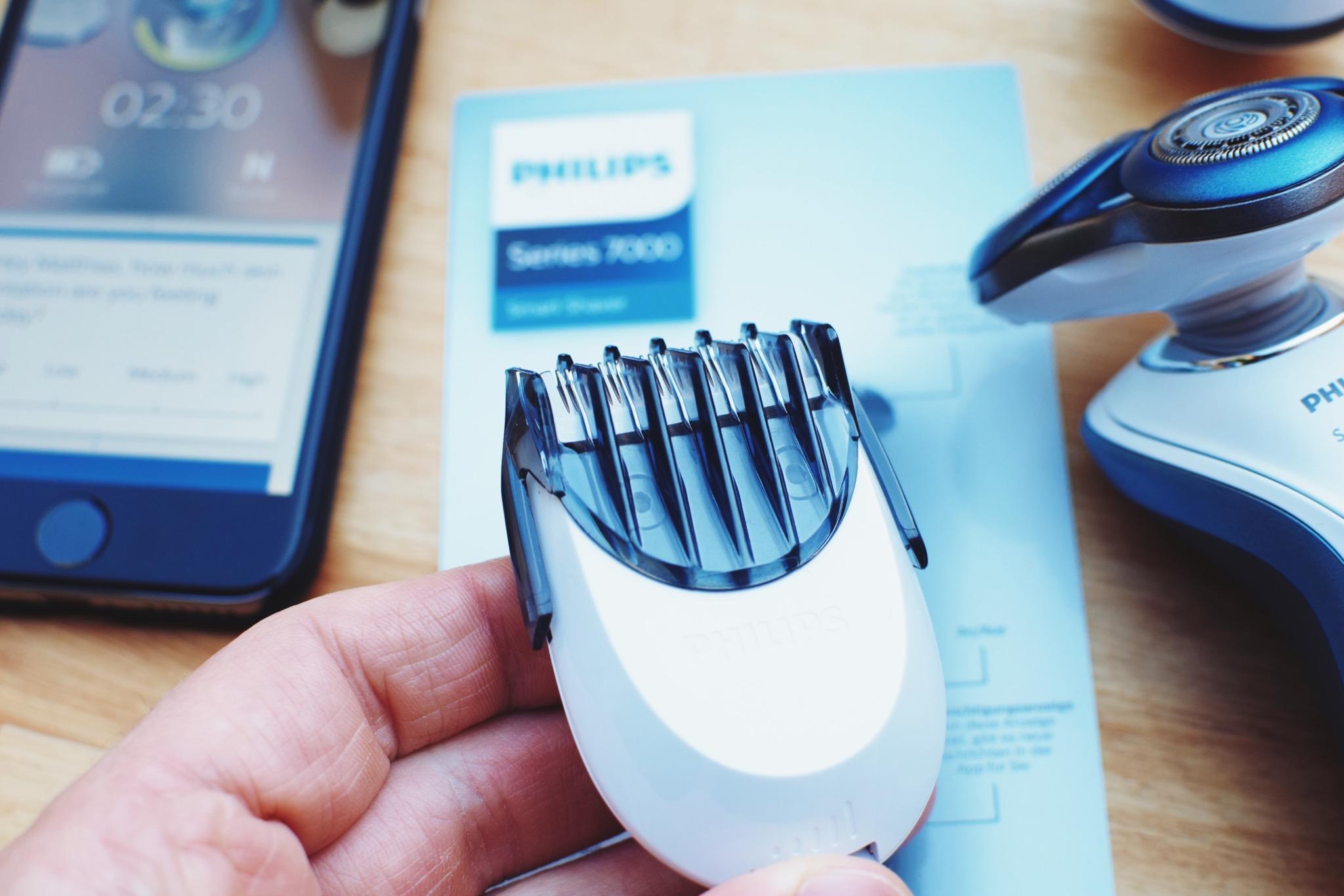 Philips Smart Shaver Series 7000 1