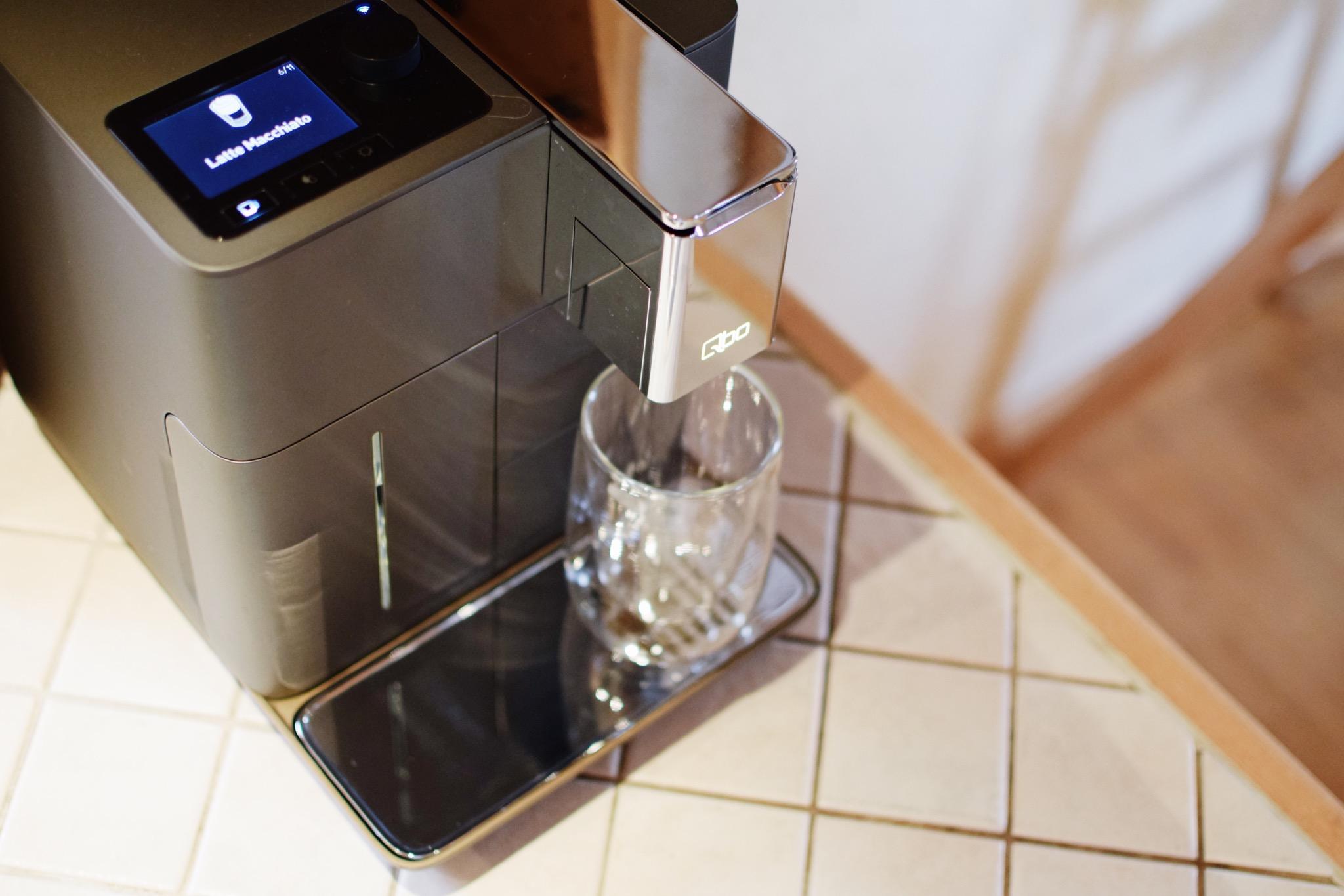 qbo smarte Kaffeemaschine 12