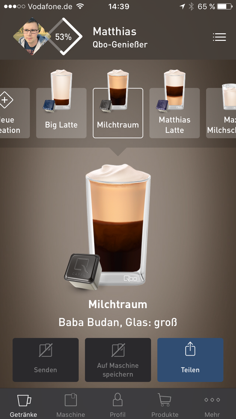 Qbo Decaf Espresso 44